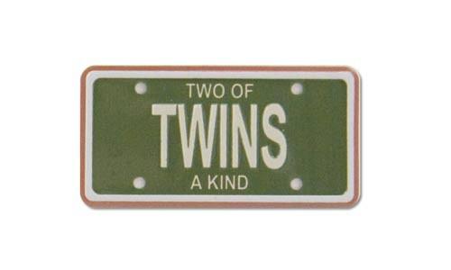 Twins Scrap Plate