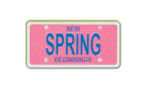 Spring Scrap Plate