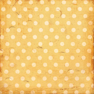 Mistletoe Dot Christmas Vanilla Paper