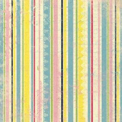Sunrise Stripe Paper