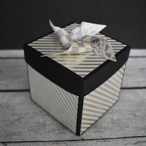 Explosion Box Scrapbook #39