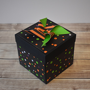 Explosion Box Scrapbook #42