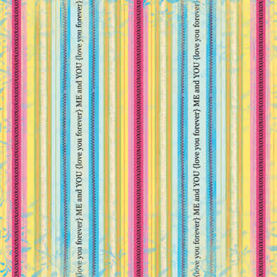 Forever Stripe Paper