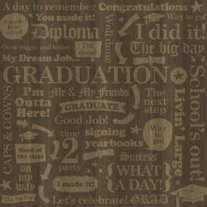 Grad Collage Paper