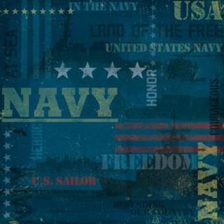 Navy Paper