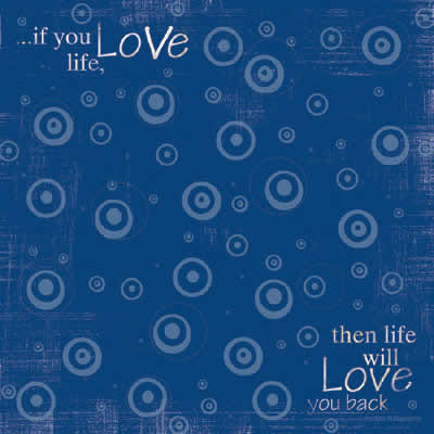 Love Life Paper