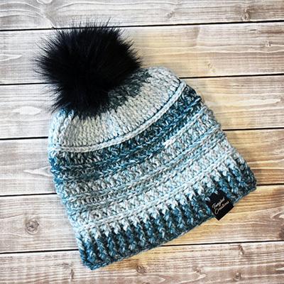 Pom Pom Hat #2