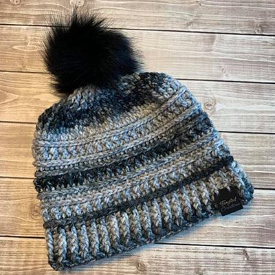 Pom Pom Hat #3