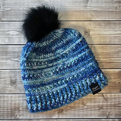 Pom Pom Hat #4