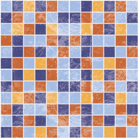 Boy Squares Paper