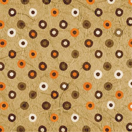 Fall Dots Paper