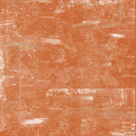 Orange Grunge Paper