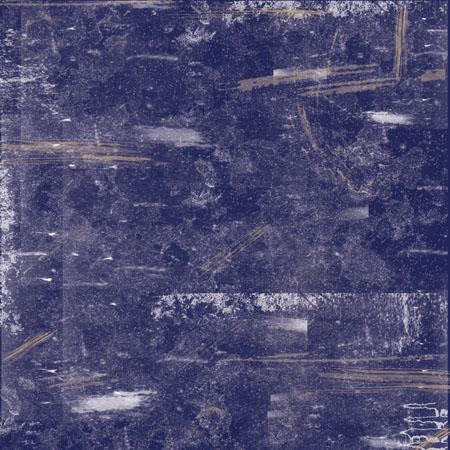 USA Blue Grunge Paper